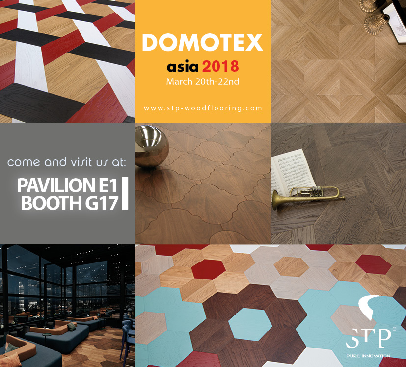 NEWSLETTER DOMOTEX ASIA 2018