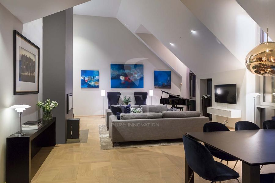 Residential 16 - Trencadis Oak Sbiancato