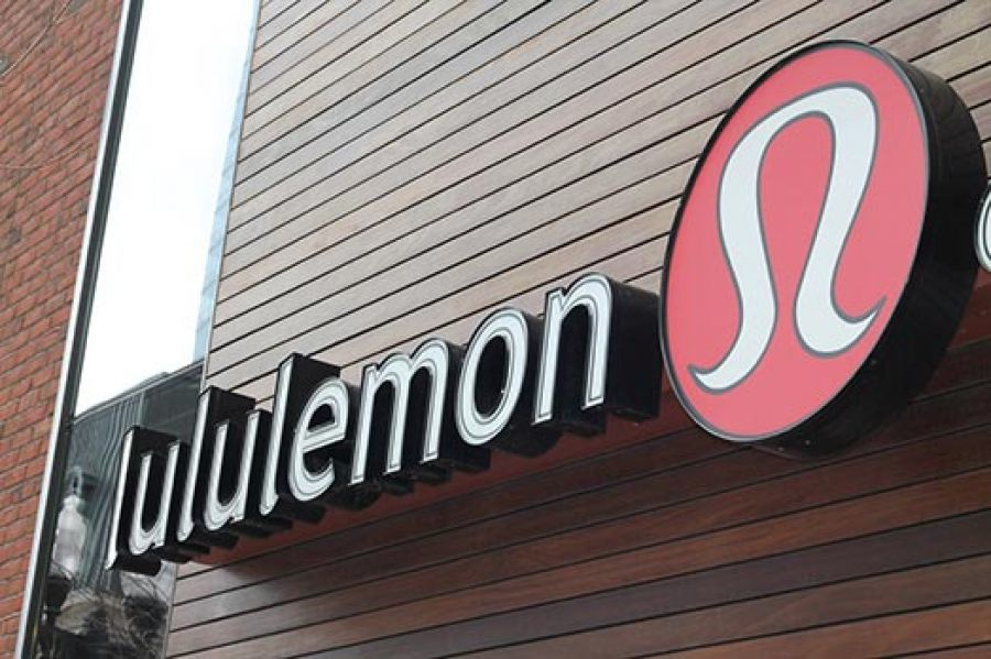 Lulu Lemon Store Singapore