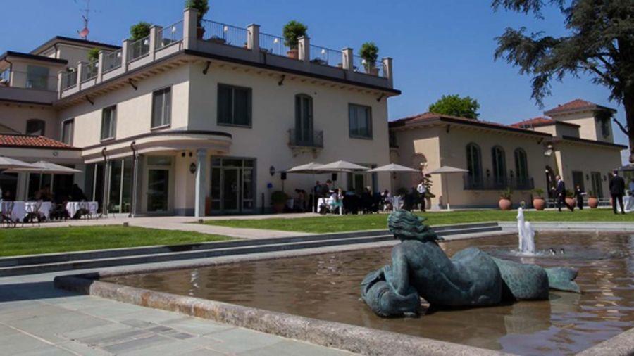 Hotel Villa Necchi Italy