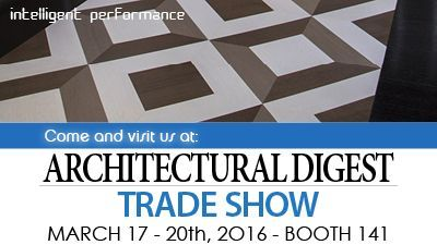 Visit us at Architectural Digest Trade Show 2016