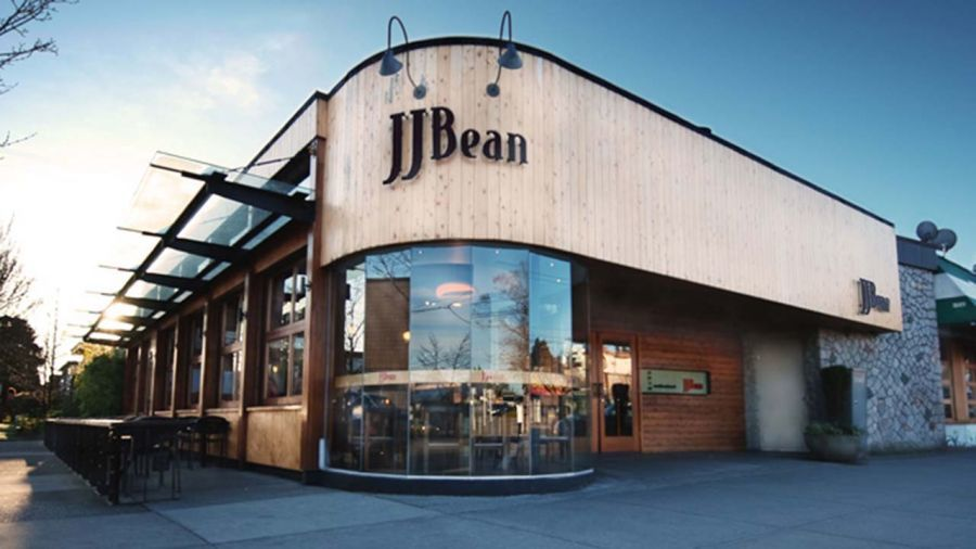 JJ Bean Coffee Roasters and Café Canada