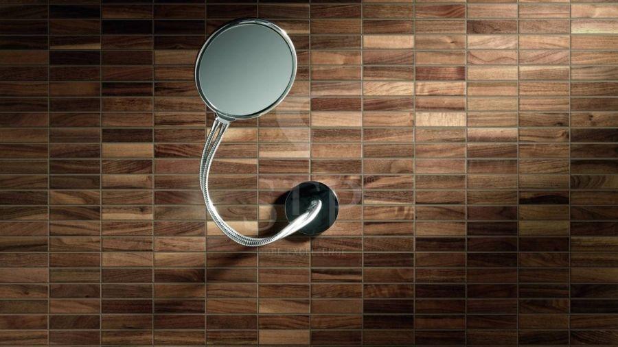 Mosaic 100x30 Walnut Natural